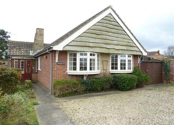 Thumbnail 3 bed detached bungalow for sale in Barlwyd, Station Road, North Thoresby, Grimsby