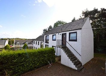 Thumbnail 2 bed flat for sale in Hurlethill Court, Glasgow