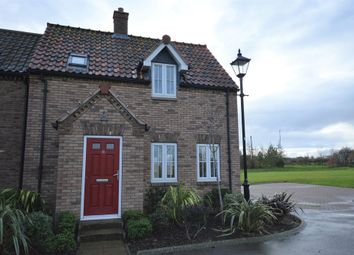 Thumbnail 2 bed semi-detached house for sale in Green Close, Moor Road, Filey