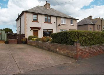 Thumbnail 3 bed semi-detached house for sale in Magdalene Drive, Berwick-Upon-Tweed, Northumberland
