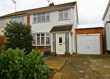 Thumbnail 3 bedroom semi-detached house for sale in Arterial Road, Eastwood, Leigh-On-Sea