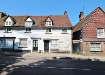Thumbnail 2 bed cottage for sale in High Street, Elstree, Borehamwood