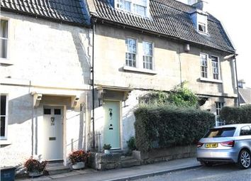 Thumbnail 3 bed terraced house for sale in High Street, Batheaston, Bath, Somerset
