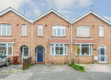 Thumbnail 3 bed terraced house for sale in Ormonde Avenue, Chichester