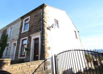Thumbnail 3 bedroom end terrace house for sale in Higher Bank Street, Blackburn, Lancashire, .