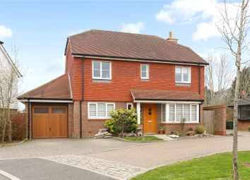Thumbnail 4 bed detached house for sale in Breakspear Gardens, Beare Green, Dorking, Surrey
