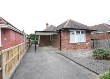 Thumbnail 3 bed detached bungalow for sale in Villiers Road, Mansfield, Nottinghamshire