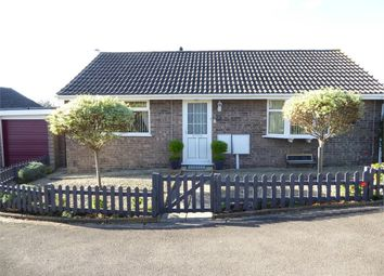 Thumbnail 2 bed detached bungalow for sale in Maple Avenue, Chepstow, Monmouthshire