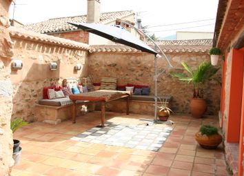 Thumbnail 4 bed town house for sale in Alcoleja, Costa Blanca North, Costa Blanca, Valencia, Spain