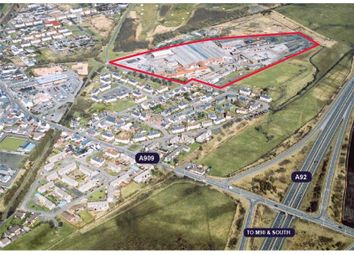 Thumbnail Commercial property to let in Yards 1 & 2, Thistle Industrial Estate, Church Street, Cowdenbeath
