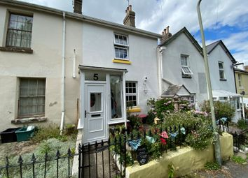 Thumbnail 2 bed terraced house for sale in Whitehill Road, Newton Abbot, Devon