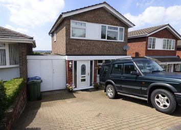 Thumbnail 3 bed link-detached house for sale in Appledore Close, Cannock, Staffordshire
