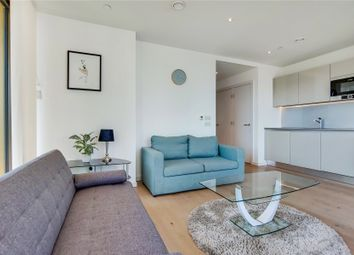 Thumbnail 2 bed flat for sale in One The Elephant, London