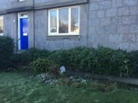 Thumbnail 2 bedroom flat to rent in Polwarth Road, Aberdeen