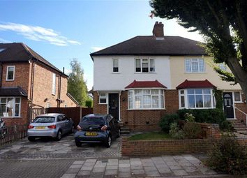 Thumbnail 3 bed semi-detached house for sale in Kechill Gardens, Hayes, Bromley