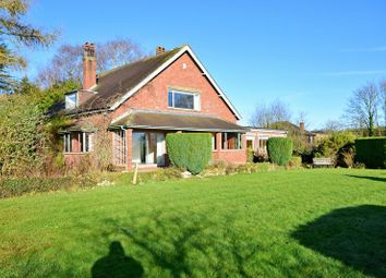 Thumbnail 4 bed detached house for sale in Marston Road, Sherborne