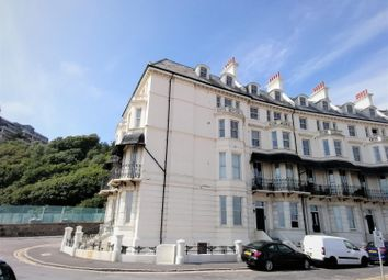 Thumbnail 1 bed flat for sale in Victoria House, 15 Marine Crescent, Folkestone, Kent