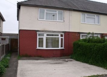 Thumbnail 2 bed property for sale in Morley Street, Goole