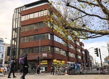 Thumbnail Retail premises for sale in King Street, London