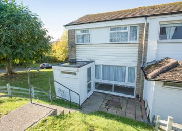 Thumbnail 2 bed end terrace house for sale in Maine Close, Dover