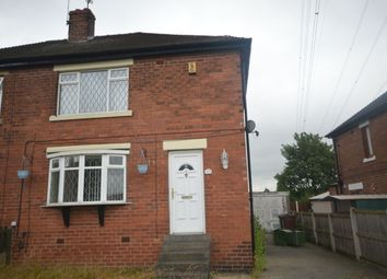 Thumbnail 2 bed semi-detached house for sale in George Street, Outwood, Wakefield