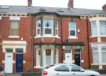 Thumbnail 4 bed terraced house to rent in Whitefield Terrace, Newcastle Upon Tyne