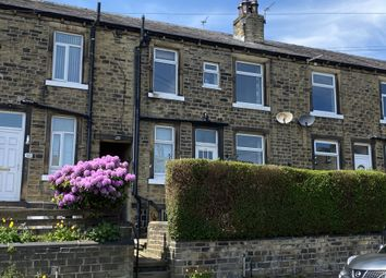 Thumbnail 2 bed terraced house for sale in Broomfield Road, Marsh, West Yorkshire