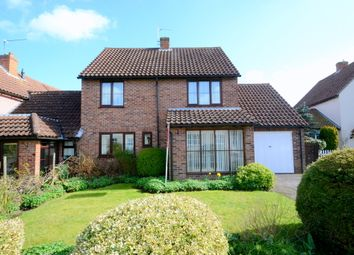Thumbnail 2 bed link-detached house for sale in Ropers Court, Lavenham, Sudbury