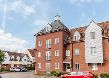 Thumbnail 1 bed flat for sale in Melba Court, Writtle, Chelmsford