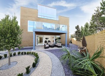 Thumbnail 5 bedroom detached house for sale in The Villas At Lymington Shores, Bridge Road, Lymington, Hampshire