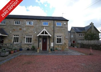 Thumbnail 3 bed cottage to rent in Hartburn, Morpeth