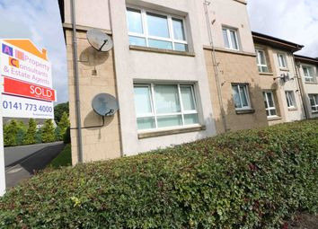 Thumbnail 2 bed flat for sale in London Drive, Glasgow