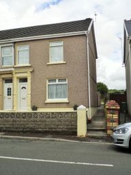 Thumbnail 3 bed semi-detached house for sale in Tirycoed Road, Glanamman, Ammanford