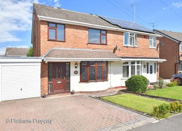 3 bed semi-detached house for sale in Limewood Close, Blythe Bridge ST11