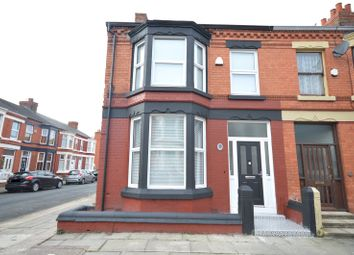 Thumbnail 3 bed terraced house for sale in Brierfield Road, Wavertree, Liverpool