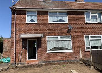 Thumbnail 3 bed semi-detached house for sale in Albert Road, Breaston, Derby
