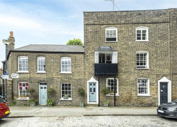 Thumbnail 6 bed end terrace house for sale in Ballast Quay, London