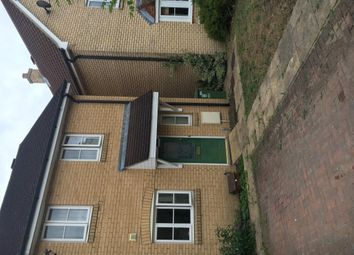 Thumbnail 3 bed end terrace house to rent in Clare Drive, Highfields Caldecote, 7Ga, Highfields Caldecote