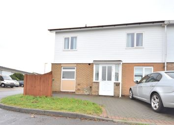 Thumbnail 5 bed end terrace house for sale in Abbey Road, Basingstoke, Hampshire