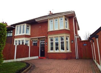 Thumbnail 2 bed semi-detached house for sale in Cypress Avenue, Thornton-Cleveleys