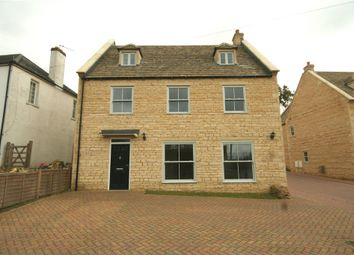 Thumbnail 5 bed detached house to rent in Field Close, Collyweston, Stamford