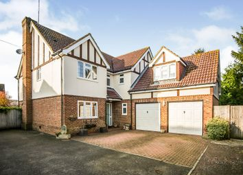 5 bed detached house for sale in Ashford Road, Harrietsham, Maidstone ME17