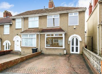 Thumbnail 3 bed semi-detached house for sale in Norley Road, Horfield, Bristol
