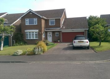 Thumbnail 4 bed detached house for sale in Darnbrook Way, Middlesbrough, Middlesbrough