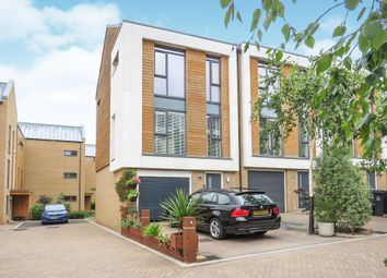 Thumbnail 4 bed end terrace house for sale in Firepool View, Taunton
