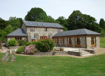 Thumbnail 5 bed barn conversion to rent in Wye Valley Barns, Brockweir Common, Brockweir, Chepstow