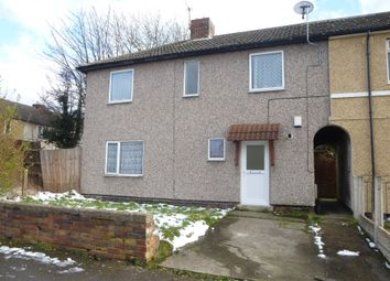 Thumbnail 3 bed end terrace house for sale in York Street, Thurnscoe, Rotherham