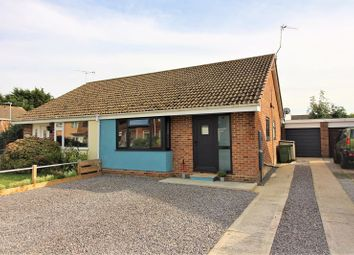 Gifford Close, Chard TA20. 2 bed semi-detached bungalow