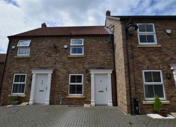 Thumbnail 3 bed terraced house for sale in High Bow, Back Westgate, Hornsea, East Yorkshire