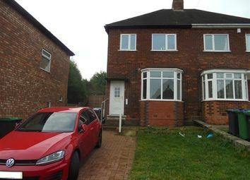 Thumbnail 3 bedroom property to rent in Timothy Road, Tividale, Oldbury